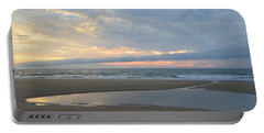 Portable Battery Charger featuring the photograph Sunrise At Loggerhead by Barbara Ann Bell