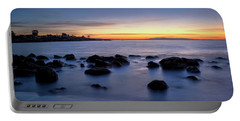 Sunrise At Mitchell's Cove Portable Battery Charger