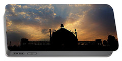 Sunrise At Rumi Gate Portable Battery Charger
