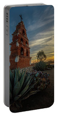 Sunrise At San Miguel Portable Battery Charger