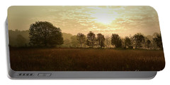 Sunrise Autumn Equinox 2017 Portable Battery Charger