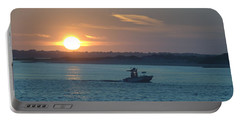 Sunrise Bassing Portable Battery Charger