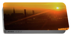 Sunset Belfast Portable Battery Charger