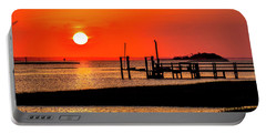 Sunrise - Bogue Sound Portable Battery Charger