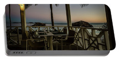 Sunrise Breakfast In The Bahamas  Portable Battery Charger