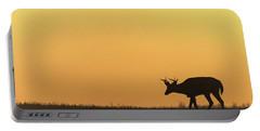 Sunrise Deer Portable Battery Charger