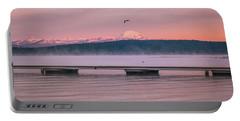 Sunrise Fog Portable Battery Charger
