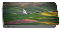 Sunrise From Steptoe Butte. Portable Battery Charger