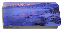 Sunrise Ice Reflection Portable Battery Charger