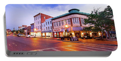 Sunrise In Annapolis Portable Battery Charger