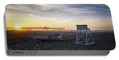 Sunrise In Avalon Portable Battery Charger