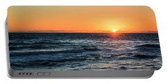 Sunrise In Nags Head Portable Battery Charger