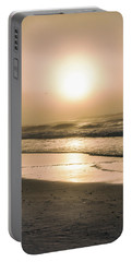Portable Battery Charger featuring the photograph Sunrise In Orange Beach  by John McGraw