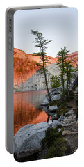 Sunrise In The Enchantments Portable Battery Charger
