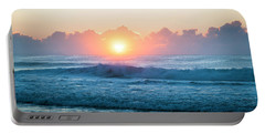 Sunrise Portable Battery Charger by Lana Enderle