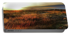 Sunrise Mexico Beach Portable Battery Charger