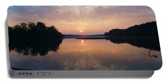 Sunrise Morning Bliss 152b Portable Battery Charger