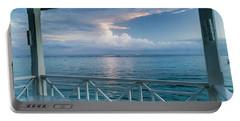 Sunrise, Ocho Rios, Jamaica Portable Battery Charger