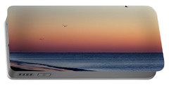 Portable Battery Charger featuring the photograph Sunrise On Hilton Head by Bruce Patrick Smith