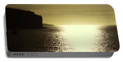 Sunrise On The Almalfi Coast Portable Battery Charger