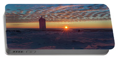 Sunrise On The Brocken, Harz Portable Battery Charger