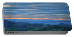 Sunrise On The Parkway Portable Battery Charger
