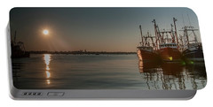 Sunrise Over New Bedford, Portable Battery Charger