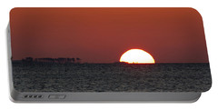 Sunrise Over The Bay 5x7 Portable Battery Charger