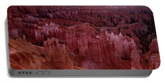 Sunrise Over The Hoodoos Bryce Canyon National Park Portable Battery Charger