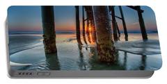 Sunrise Pier Portable Battery Charger