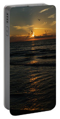 Sunrise Rays Delray Beach Florida Portable Battery Charger