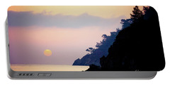 Sunrise Sea Rythm  Portable Battery Charger