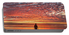 Sunrise Silhouette Portable Battery Charger