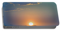 Portable Battery Charger featuring the photograph Sunrise Sky by  Newwwman