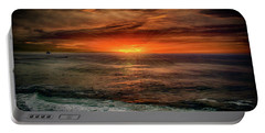 Sunrise Special Portable Battery Charger by Joseph Hollingsworth