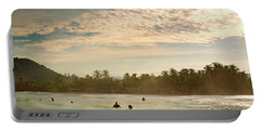 Sunrise Surfers Portable Battery Charger