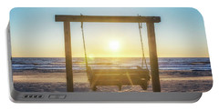 Sunrise Swings Portable Battery Charger