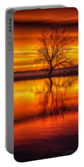 Sunrise Tree Portable Battery Charger