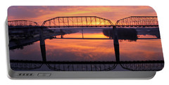 Sunrise Walnut Street Bridge 2 Portable Battery Charger