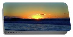 Sunrise Wave I I I Portable Battery Charger