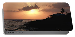 Sunset @ Spotts Portable Battery Charger
