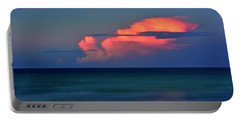 Sunset Afterglow Portable Battery Charger
