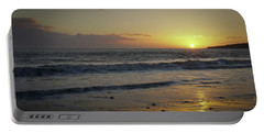 Sunset At Barry Portable Battery Charger