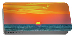 Sunset At Captiva Portable Battery Charger