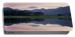 Sunset At Loch Tulla Portable Battery Charger