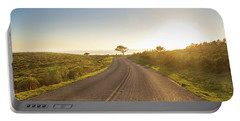 Sunset At Point Reyes Portable Battery Charger