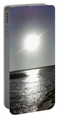 Sunset At Solomons Island Md Portable Battery Charger