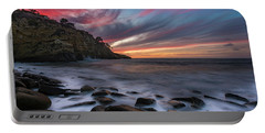 Sunset At The Cove Portable Battery Charger