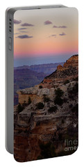 Sunset At The Grand Canyon Portable Battery Charger