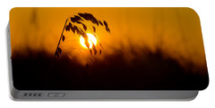 Sunset Beach Portable Battery Charger by Kevin Cable